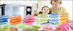 最新产品:微波炉食品容器