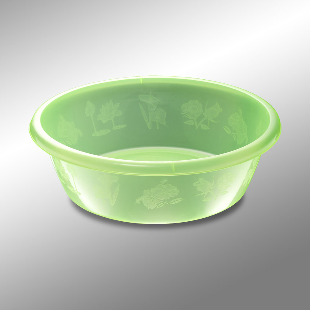 16 Inches Basin Flouresent Color Green