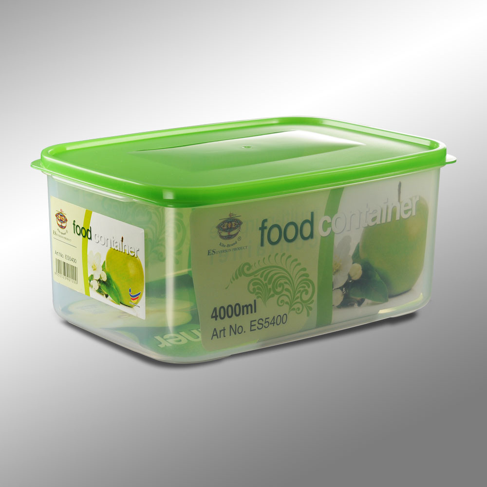 Es5400 Food Container Green