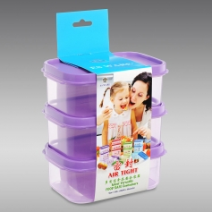 ES1000 3-in-1 Mini Food Safe Containers