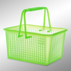 ES328H Basket With Handle