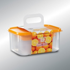 ES3000 3-in-1 Food Safe Container