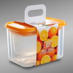 ES3001 3-in-1 Food Safe Container