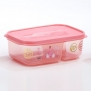 ES302-2P Pink Lady Lunch Box (2 Compartment)