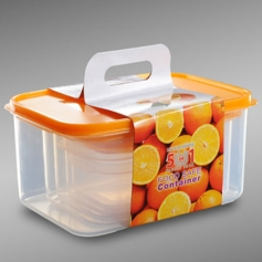 ES5000 5-in-1 Food Safe Container
