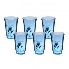 ES6016/6F 14oz Floral Series ABS Water Cup