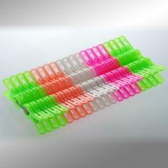 C3388/4 Mini Bamboo Cloth Pegs (40 pcs)