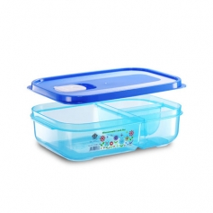 ES301-3M Microwaveable Lunch Box (3 Compartment)