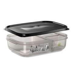 ES301-3MD Modern Series Lunch Box (3 Compartment)