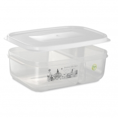 ES302-2MD Modern Lunch Box (2 Compartment)