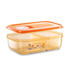 ES303-2M Microwaveable Lunch Box (2 Compartment)