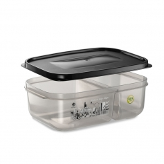 ES303-2MD Flora Lunch Box (2 Compartment)