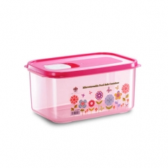 ES309M Flora Series Microwaveable Food Safe Container