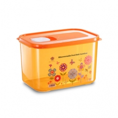 ES313M Flora Series Microwaveable Food Safe Container