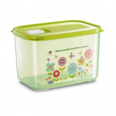 ES315M Flora Series Microwaveable Food Safe Container