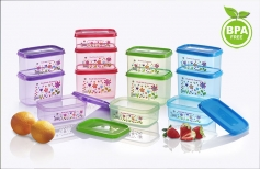 Flora - Food Safe Container Series 1