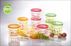 Flora Series Food Container