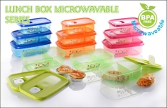 Lunch Box Microwaveable Series