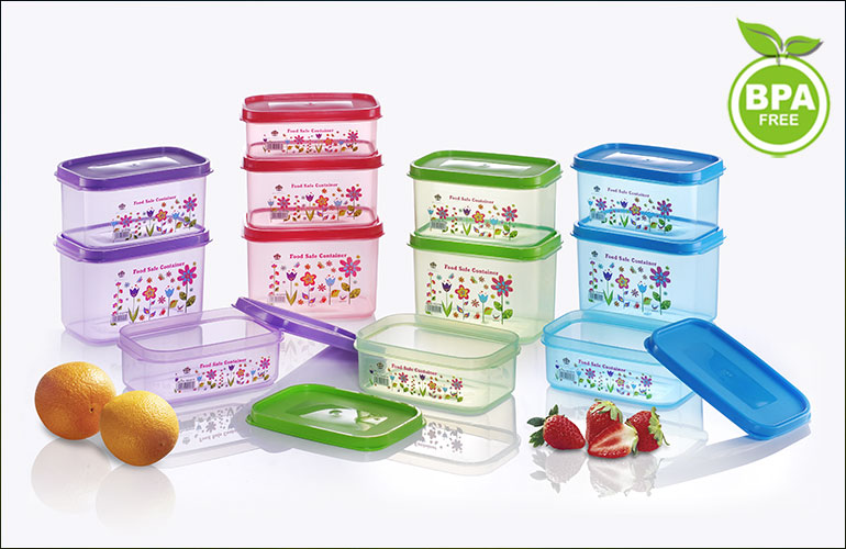 Flora - Food Safe Container Series 1S