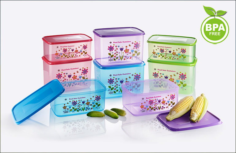 Flora - Food Safe Container Series 5