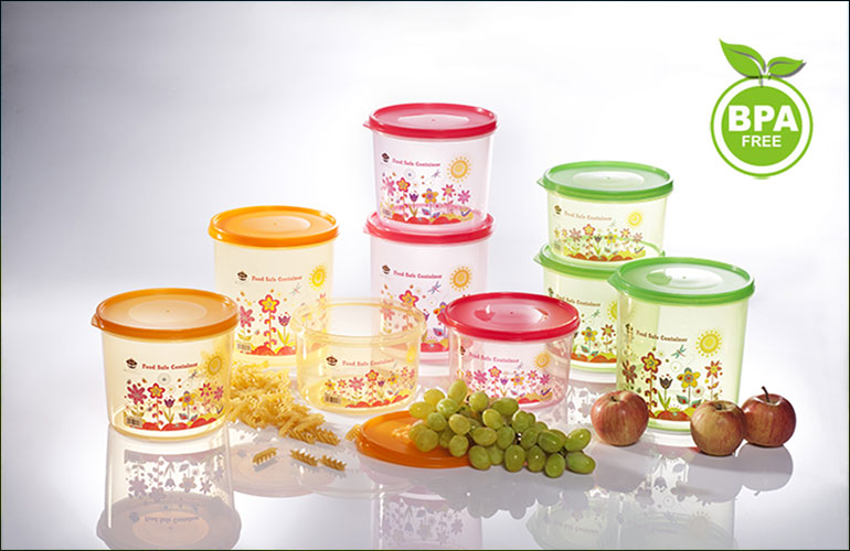 Flora - Food Safe Container Series 8