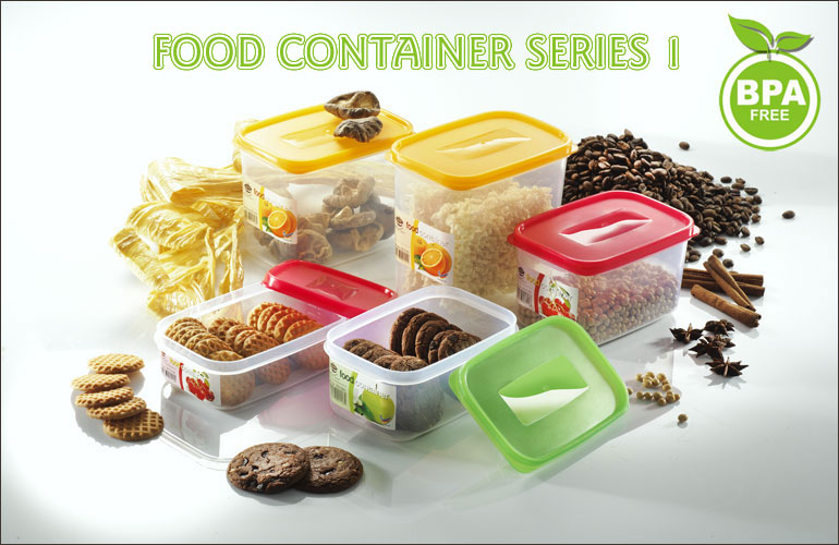 Food Container Series 1