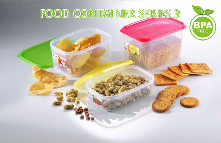 Food Container Series 3