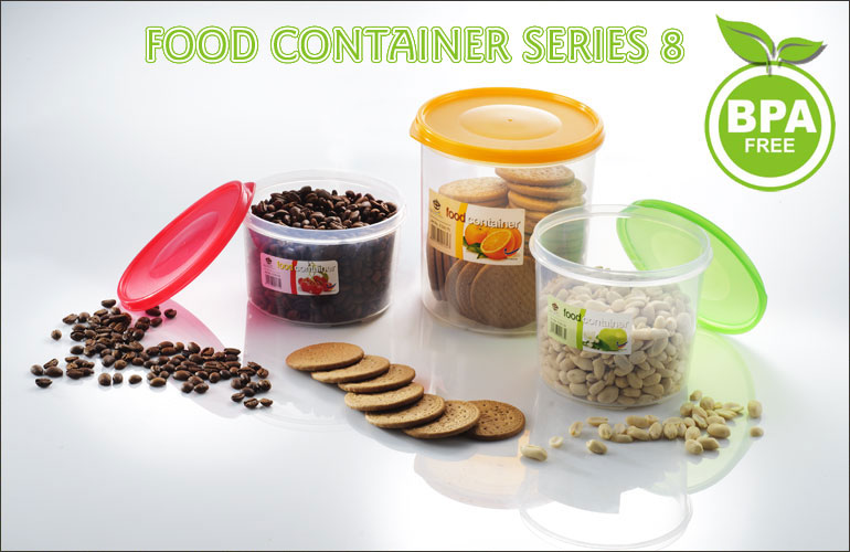 Food Container Series 8
