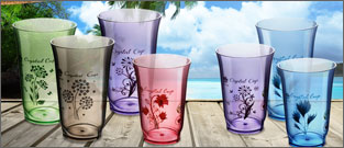 Flora Series Water Cup