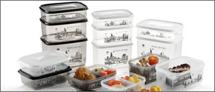Modern Series Food Container