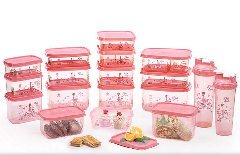 Pink Lady Series